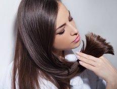 Gesunde Haarspitzen