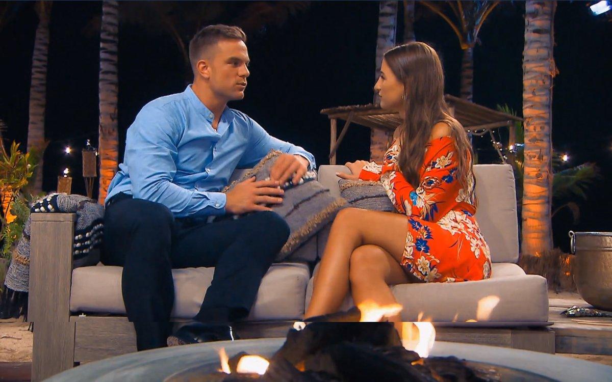Bachelor Sebastian und Natali