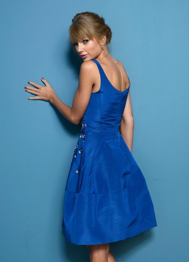 Taylor Swift beim Fotoshooting