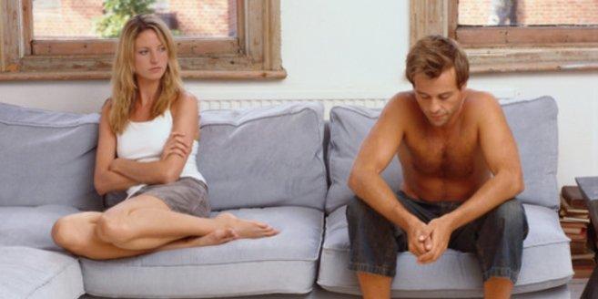 Das verflixte siebte Jahr: Paar streitet sich