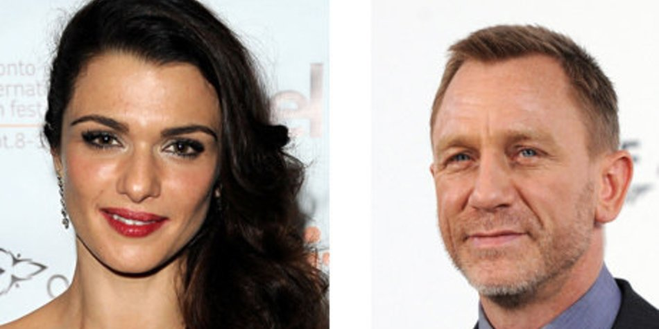 Rachel Weisz und Daniel Craig waren alte Freunde