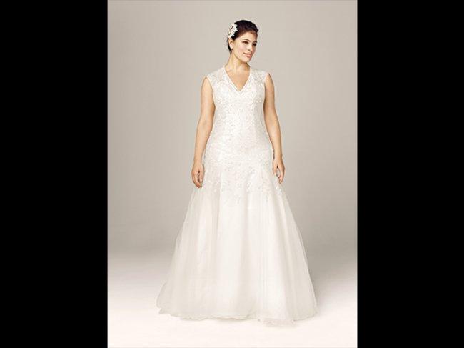 Brautkleid David's Bridal