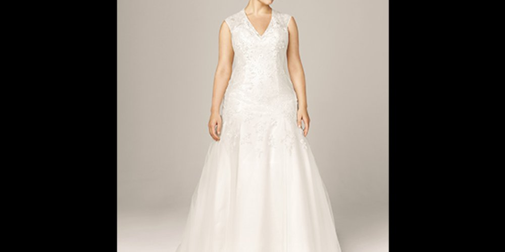 Brautkleid David's Bridal