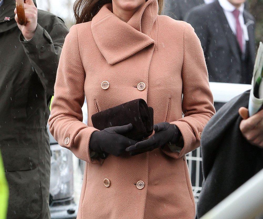 Kate Middleton entspannt sich noch immer bei ihren Eltern