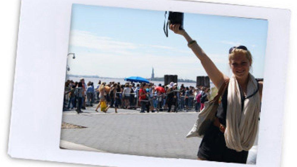 New York: Sightseeing mit Sofortbildeffekt