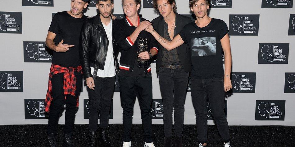 One Direction sollen die Nachfolger von Elton John werden