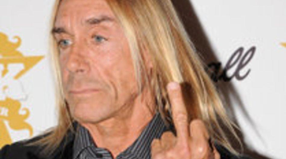 Iggy Pop: Tournee mit The Stooges