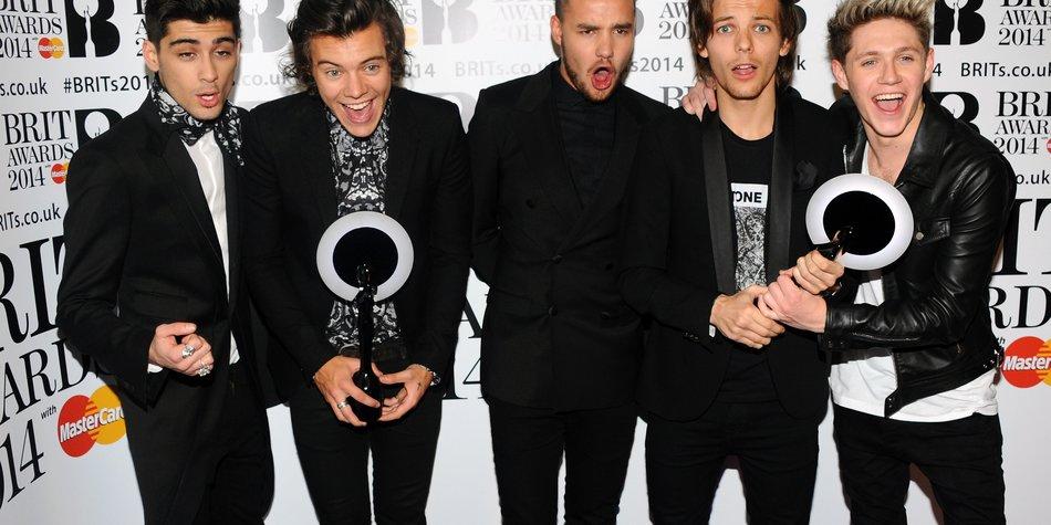 One Direction: Muten sich die Jungs zu viel zu?