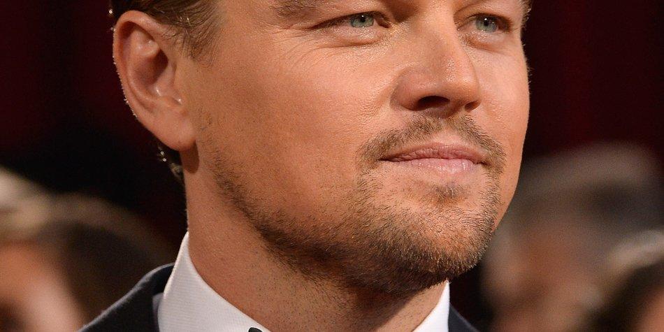 Leonardo DiCaprio als Racheengel