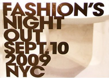 Fashion´s Night Out bei Louis Vuitton