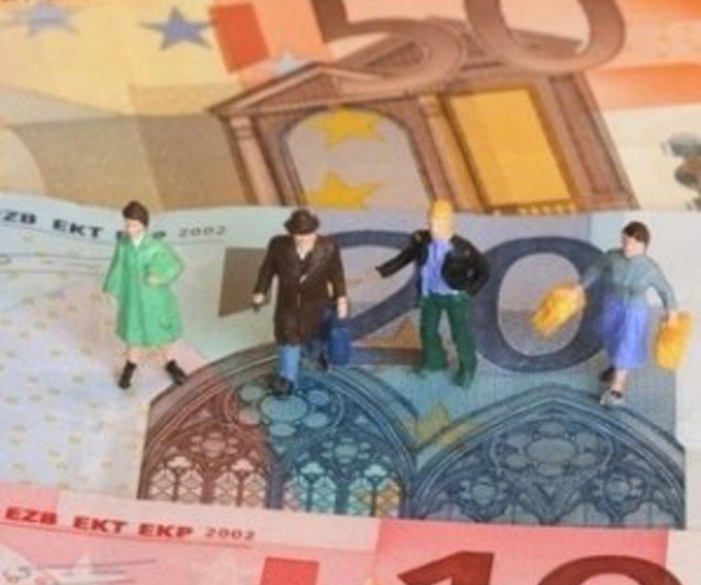 Kindergeld Panne in Österreich