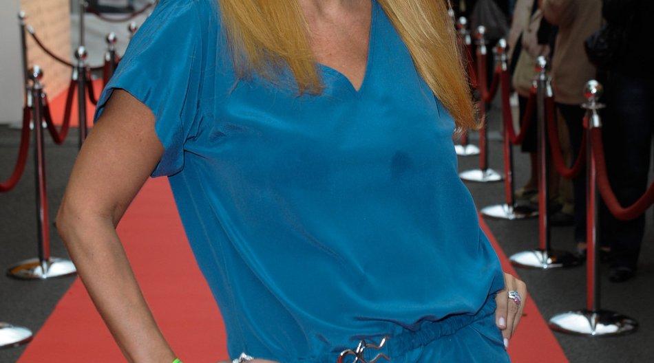 Jenny Elvers-Elbertzhagen feiert jetzt ohne Alkohol