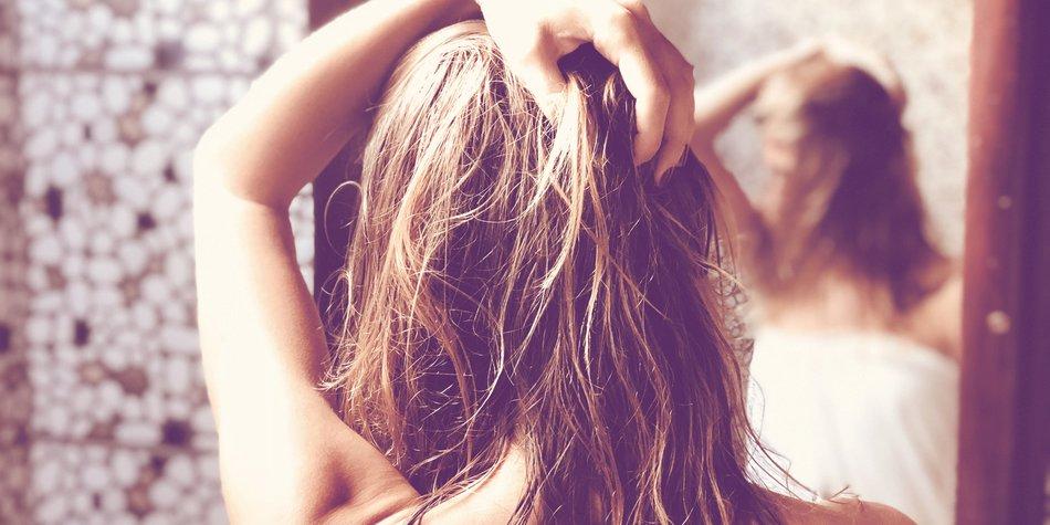 Haare nehmen Farbe nicht an
