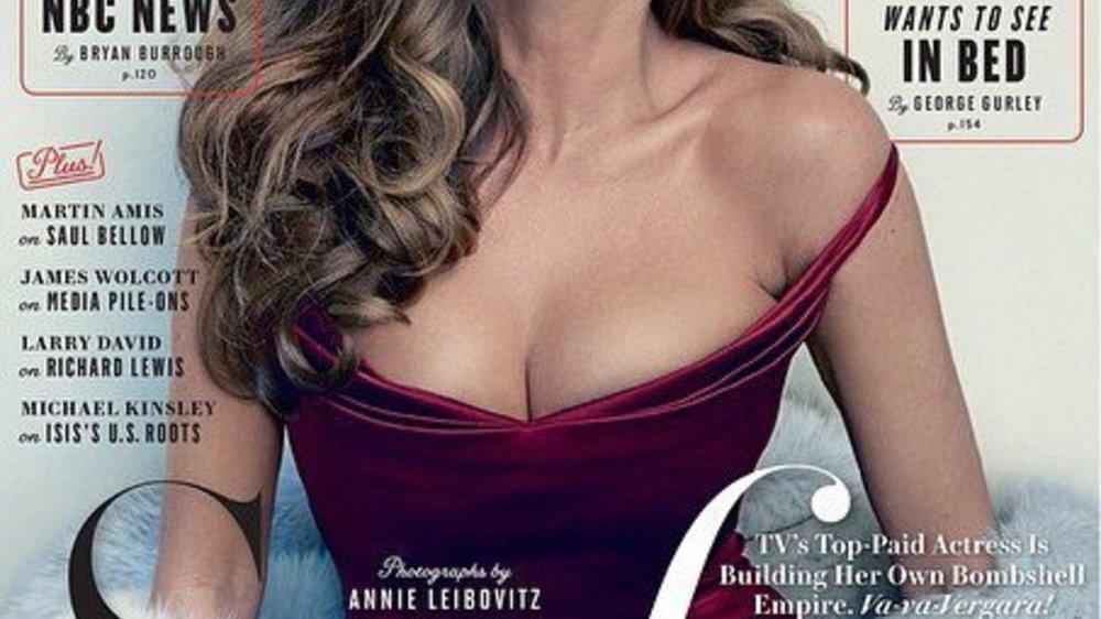 Sofia Vergara: Ihre Brüste sind kein Segen
