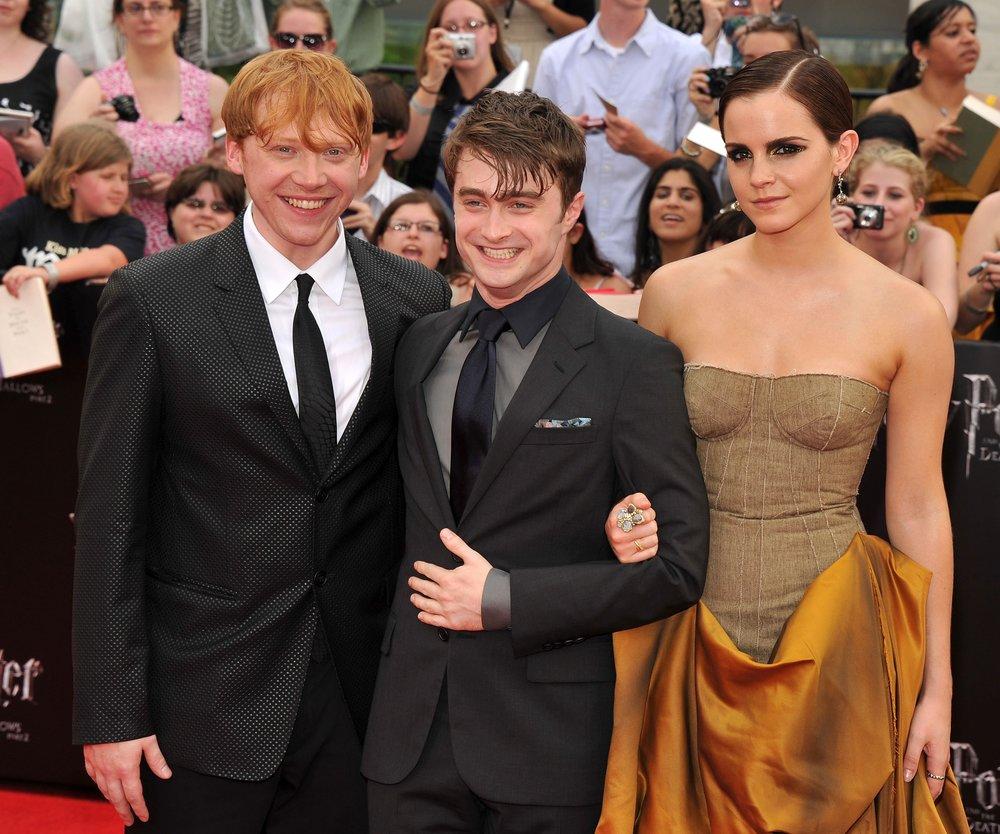 Harry Potter zaubert wieder!