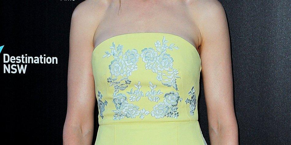 Nicole Kidman: Nie wieder Botox!