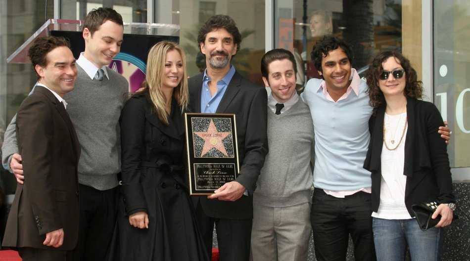 The Big Bang Theory auf ProSieben