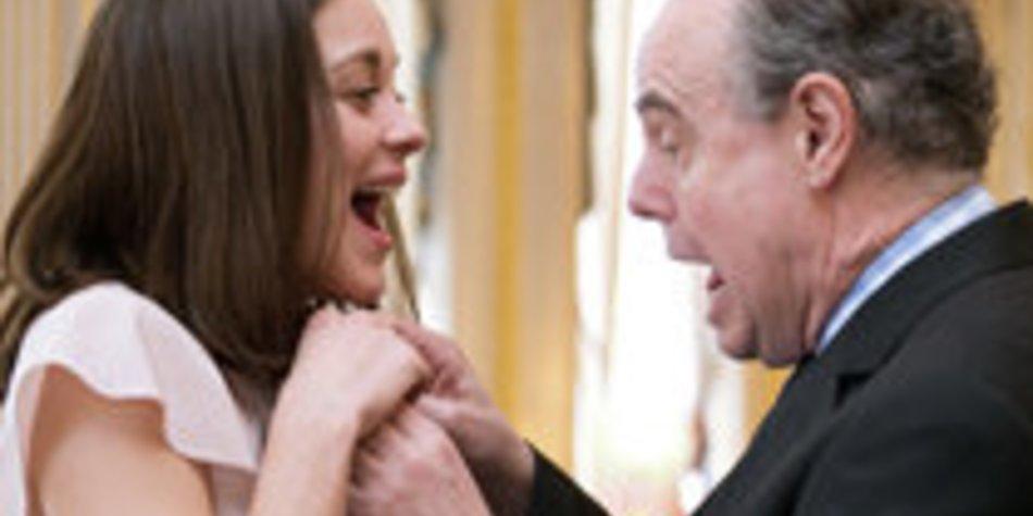 Marion Cotillard: Aufschrei bei der Verleihung ihres Ordens