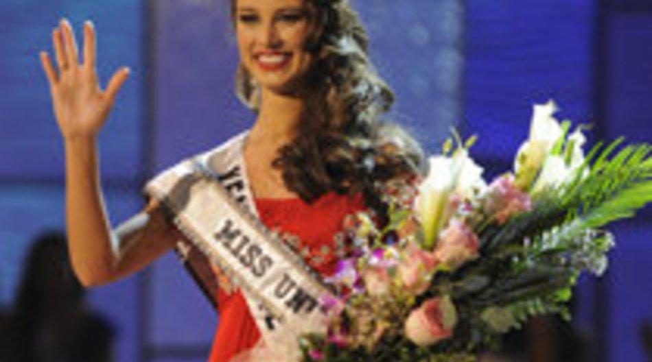 Die schönste Frau des Universums kommt aus Venezuela