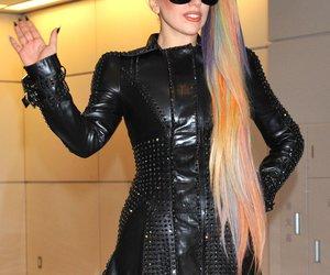 Lady Gaga gibt alles