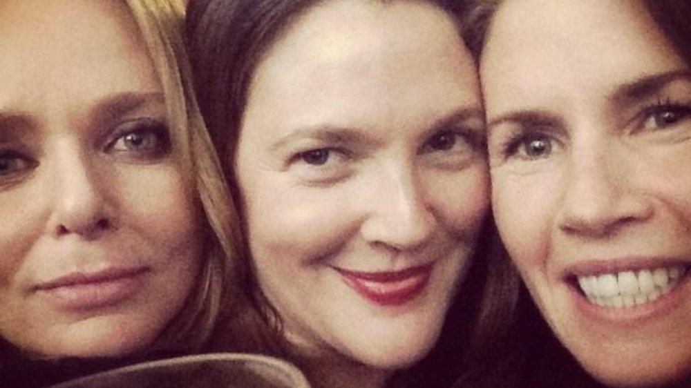 Drew Barrymore ist jetzt im Club der Brünetten