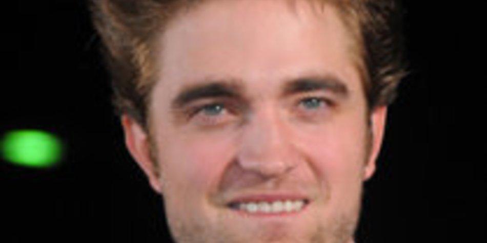 """Robert Pattinson: """"Klavierspielen entspannt mich"""""""