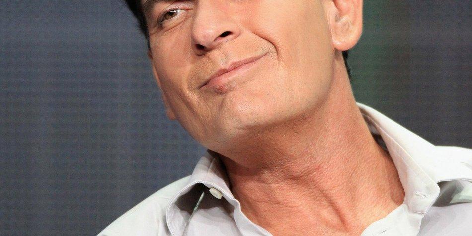 Charlie Sheen macht Zac Efron im Suff ein teures Geschenk
