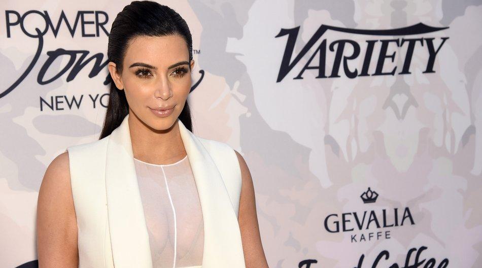 Kim Kardashian soll sich für einen Babynamen entschieden haben