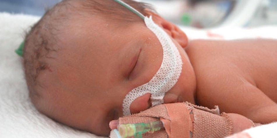Baby in Passauer Klinik gestorben