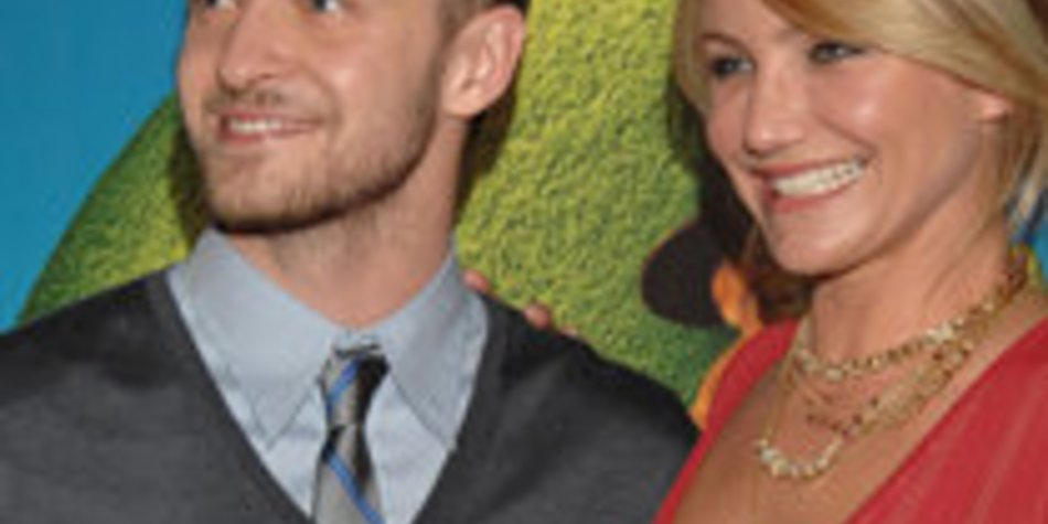 Justin Timberlake: Gemeinsamer Dreh mit Cameron Diaz