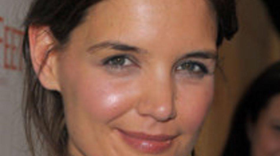Katie Holmes wehrt sich gegen aufdringliche Paparazzi