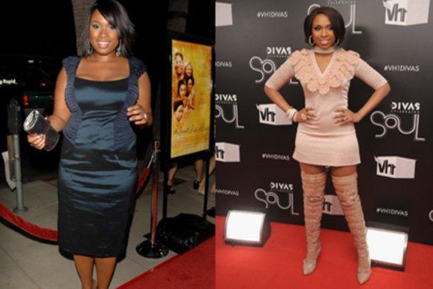 Jennifer Hudson 2008 und 2011