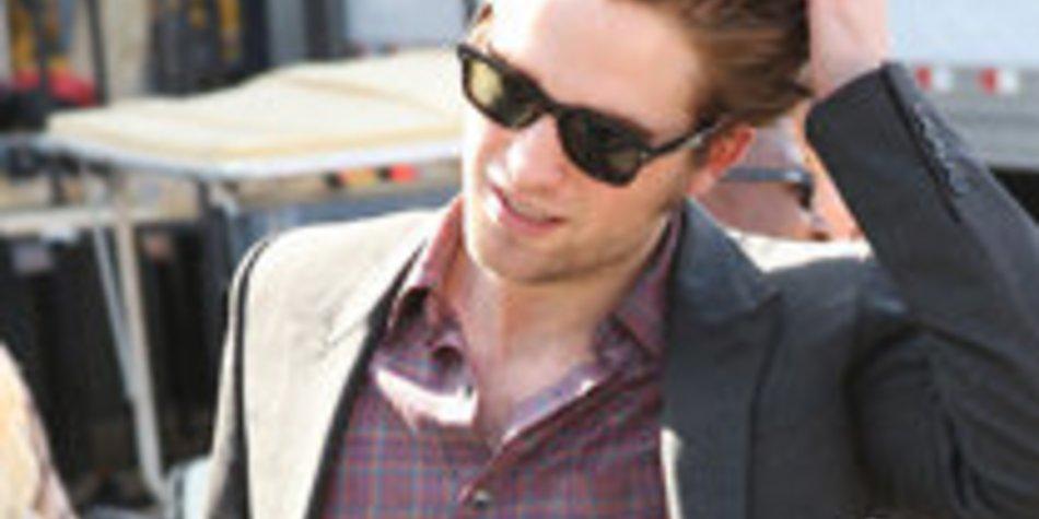 Robert Pattinson: Papparazzi-Wahnsinn