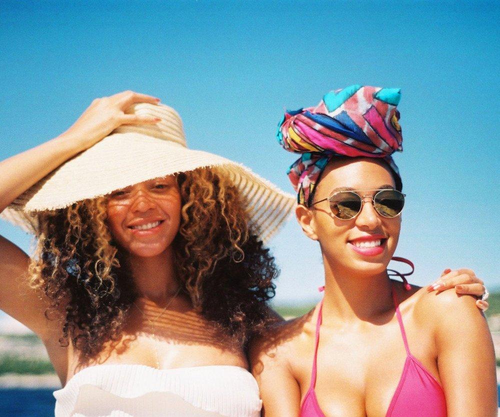 Beyoncé zeigt privates Fotoalbum