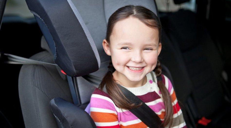 Der beste Kinderautositz für Deinen kleinen Mitfahrer