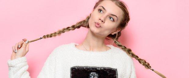 Haare Glätten Ohne Glätteisen 8 Methoden Desiredde
