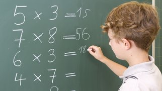 Mathe kann auch Spaß machen