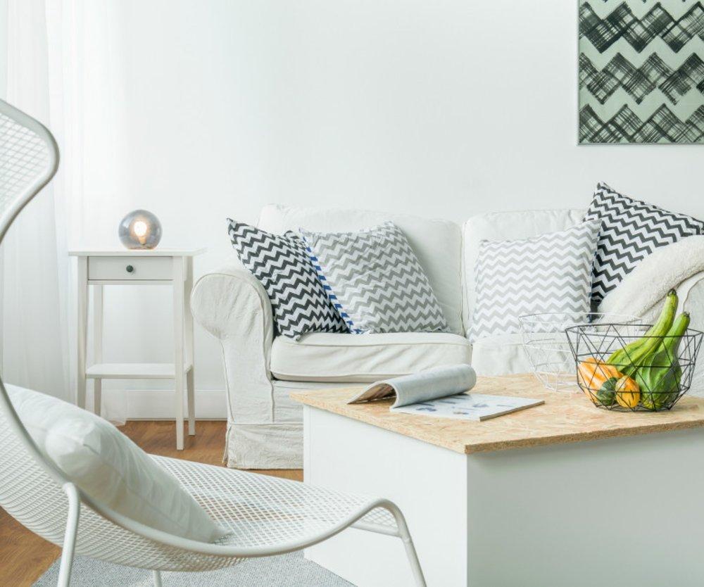 wandgarten so geht der neue wohnzimmer trend. Black Bedroom Furniture Sets. Home Design Ideas