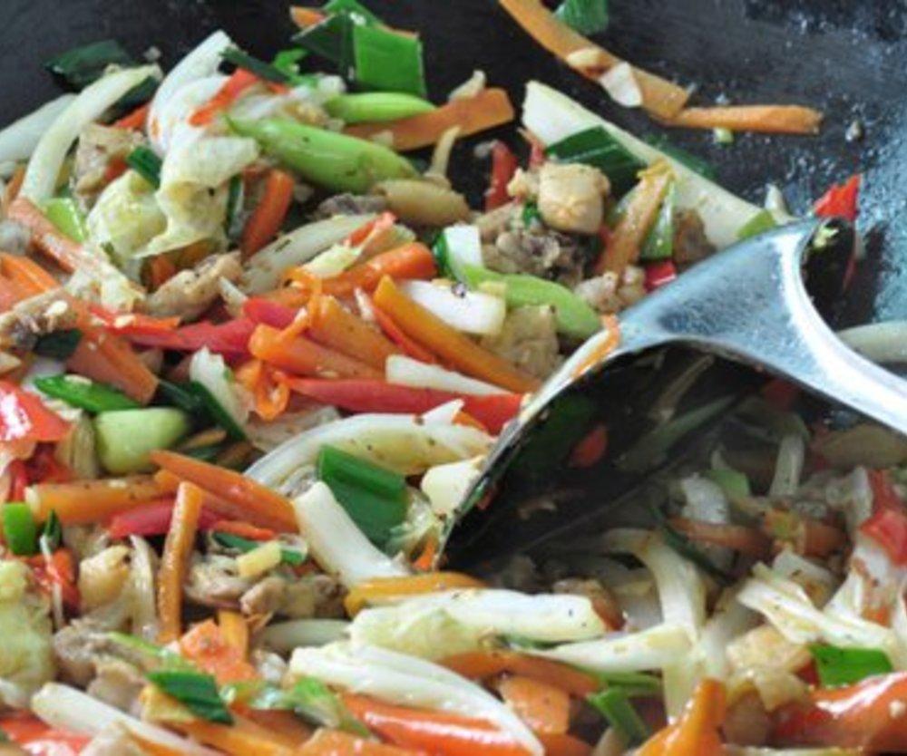 Chinakohl Gemüse