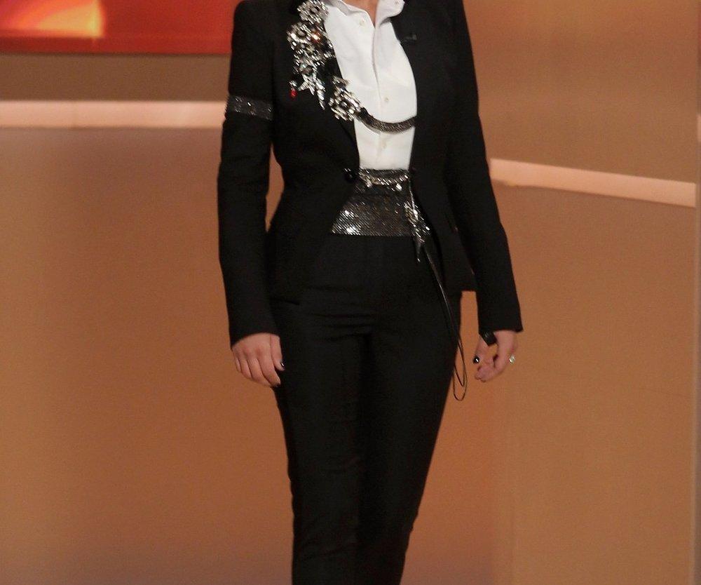 Sarah Connor zu Gast bei Thomas Gottschalk