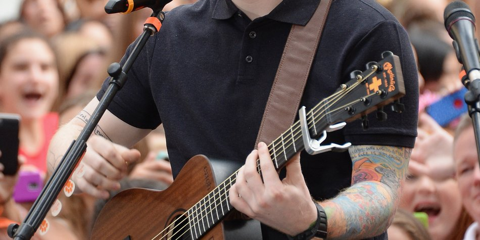 Ed Sheeran veröffentlicht die Tracklist seines neuen Albums
