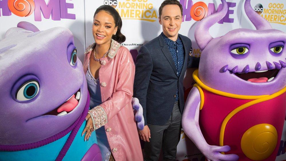 Big Bang Theory: Bekommt Rihanna eine Gastrolle?