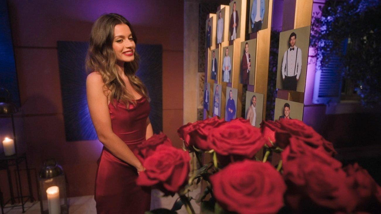 Die Bachelorette Nacht der Rosen