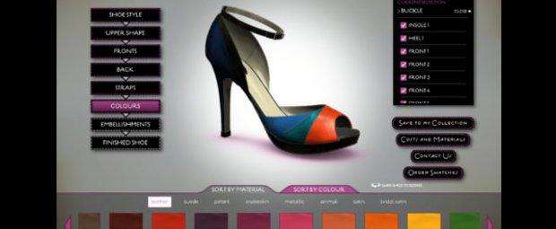 Upper Street Shoe Designer