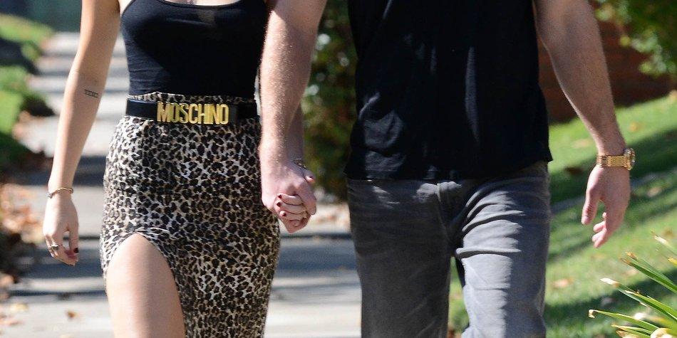 Miley Cyrus: Liam Hemsworth ist so sexy!