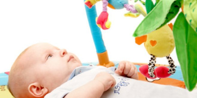 Babys mit Autismus