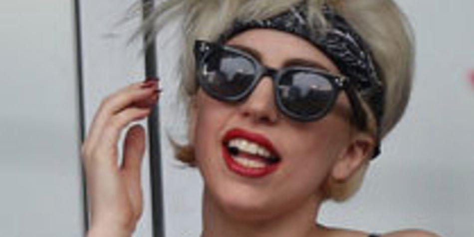 Lady Gaga: Hat sie Angst vor ihrem Handy?