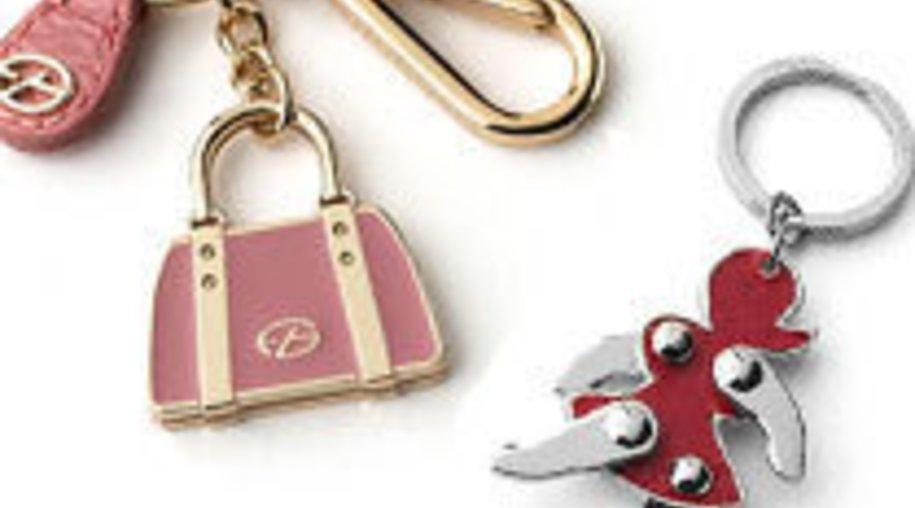 Anhänglicher Trend - Der Schlüsselanhänger