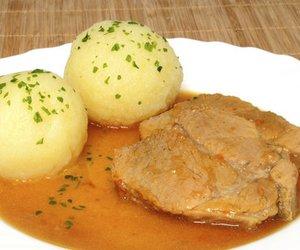 Kartoffelklöße selbstgemacht