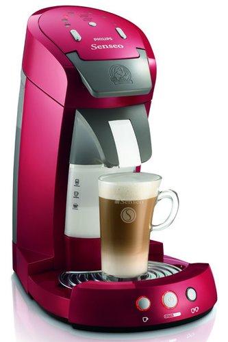 Senseo Kaffeemaschine in rot